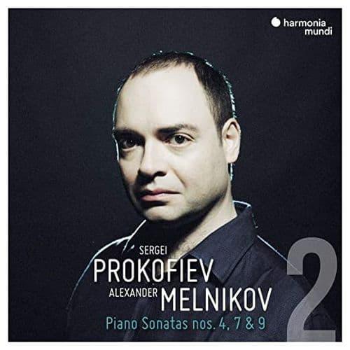 Alexander Melnikov, Sergei Prokofiev<br>Prokofiev: Piano Sonatas 4, 7, 9